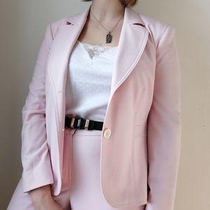Light Pink Vintage Blazer